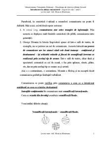 Introducere in Stiintele Comunicarii - Pagina 3