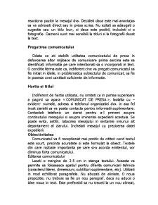 Comunicarea cu Mass Media - Pagina 3