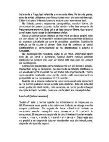 Comunicarea cu Mass Media - Pagina 4