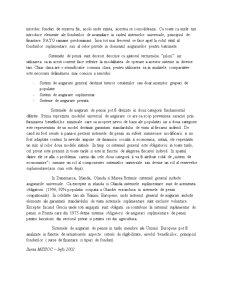 Sistemul de Pensii si Asigurarile pentru Pensii - Pagina 4