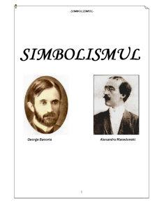 Simbolismul - Pagina 1