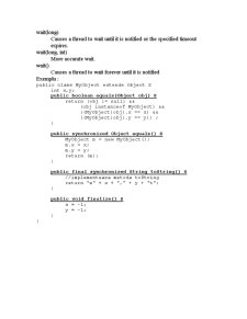 Java.lang - Pagina 2