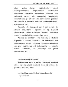 Asfixia Mecanica - Modificari Anatomo-Patologice - Pagina 3