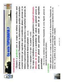 Topografie - Pagina 4