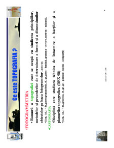 Topografie - Pagina 5
