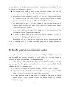 Fenomenul Birocratic in Administratia Publica si Impactul Sau - Pagina 5