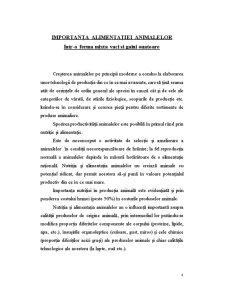 Stabilirea Necesarului de Nutrețuri și a Eficienței Utilizării Lor pentru o Exploatație Zootehnică - Pagina 4