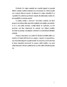 Stabilirea Necesarului de Nutrețuri și a Eficienței Utilizării Lor pentru o Exploatație Zootehnică - Pagina 5
