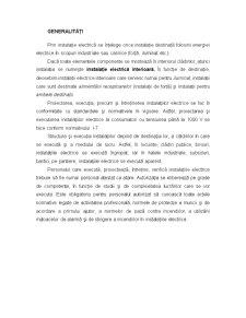 Instalatii Electrice de Iluminat si Prize - Pagina 3
