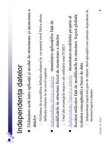 Proiectarea Bazelor de Date - Pagina 5