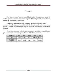 Analiza si Previziunea Serviciilor de Comert - Pagina 2