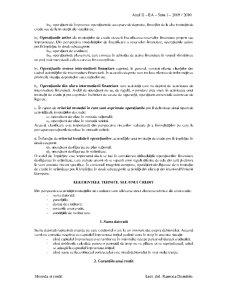 Tipologia Operatiunilor Institutiilor de Credit - Pagina 2