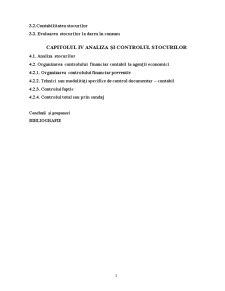 Contabilitatea Stocurilor la Firma SC Grand Garage Auto SRL - Pagina 3