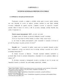 Contabilitatea Stocurilor la Firma SC Grand Garage Auto SRL - Pagina 5