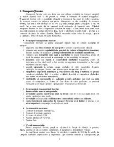 Analiza Comparativa a Tipurilor de Transport International - Pagina 5