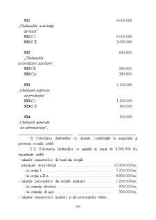 Metode de Contabilitate Manageriala si de Calculatie a Costurilor - Pagina 4