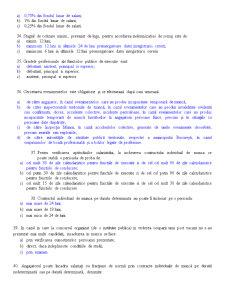 Dreptul Muncii - Test Grila - Pagina 5