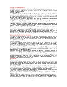 Tehnologia Cresterii Animalelor - Pagina 1