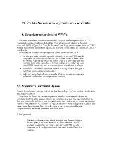 Sisteme de Operare - Pagina 1