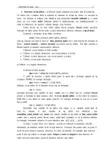 Structuri de Date - Pagina 3