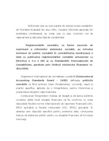 Politici și Metode Contabile - Pagina 2