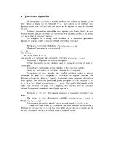 Java - Metoda Backtracking, Arbori, Grafuri, Greedy, Divide et Impera, Metoda Programării Dinamice, Algoritmi - Pagina 5
