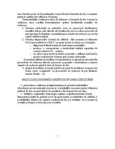 Cercetari pentru Valorificarea Deseurilor Feroase Fine prin Procedee Neconventionale - Pagina 3