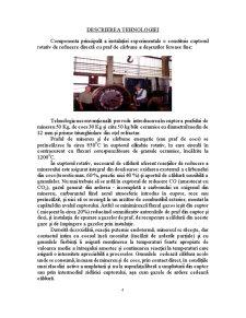 Cercetari pentru Valorificarea Deseurilor Feroase Fine prin Procedee Neconventionale - Pagina 4