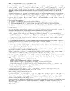 Standardele Internationale de Reglementare Contabile - Pagina 1