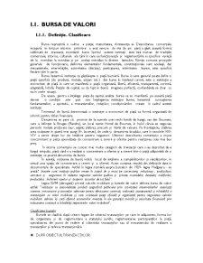 Burse de Valori - Pagina 1