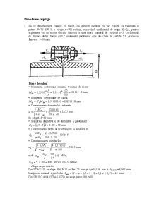 Probleme Mecanica - Pagina 1