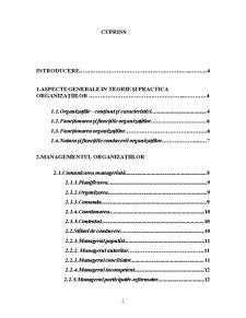 Comunicarea Organizațională - Pagina 2