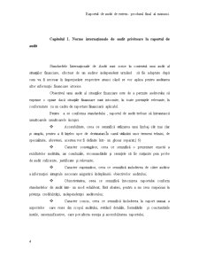 Raportul de Audit Extern - Pagina 4