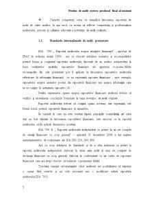 Raportul de Audit Extern - Pagina 5