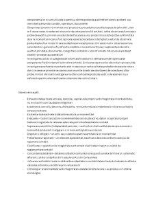 Proceduri de Colectare a Probelor și Obiective - Pagina 2