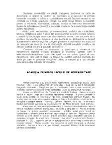 Istoria Contabilității - Pagina 3