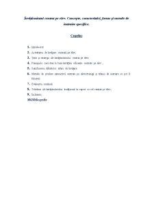 Invatamantul Centrat pe Elev. Concepte, Caracteristici, Forme si Metode de Instruire Specifice - Pagina 1