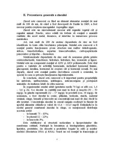 Contaminanti - Zincul in Produse Lactate - Pagina 4