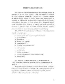 Organizarea Contabilitatii Manageriale in Cadrul Societatii - Pagina 2