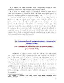 Esantionarea si alte Proceduri de Testare Selective - ISA 530 - Pagina 3