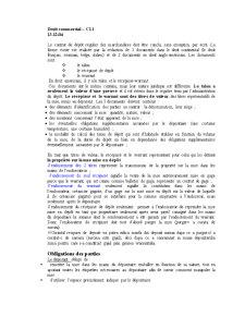 Types des Contrats - Pagina 1