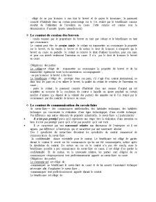 Types des Contrats - Pagina 4