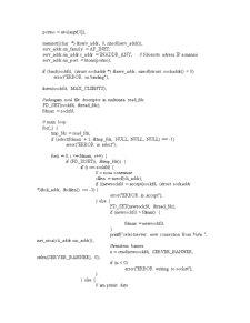 Socket - Client-Server - Pagina 2