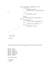 Socket - Client-Server - Pagina 3