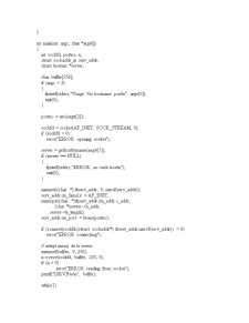 Socket - Client-Server - Pagina 4