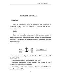 Proiectarea Navei - Proiectarea Instalatiei de Balast - Pagina 5
