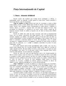 Piața Internațională de Capital - Pagina 2