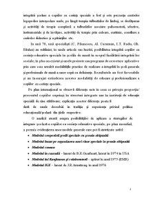 Copiii cu Disabilități Mintale - Pagina 3