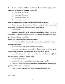 Aditivi Utilizati la Fabricarea Branzeturilor - Pagina 5