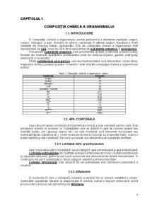 Fiziologie Animala Generala - Suport de Curs - Pagina 4